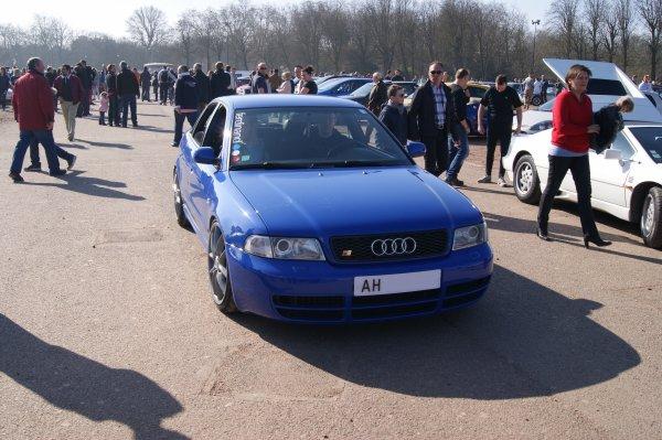 Audi S4 B5 1998
