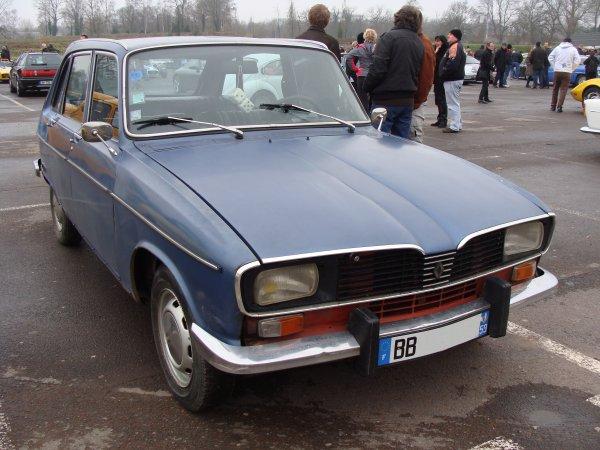 Renault 16 1974