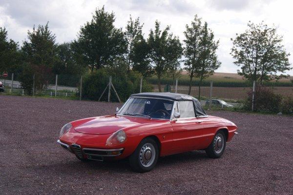 Alfa Romeo Spider 1968