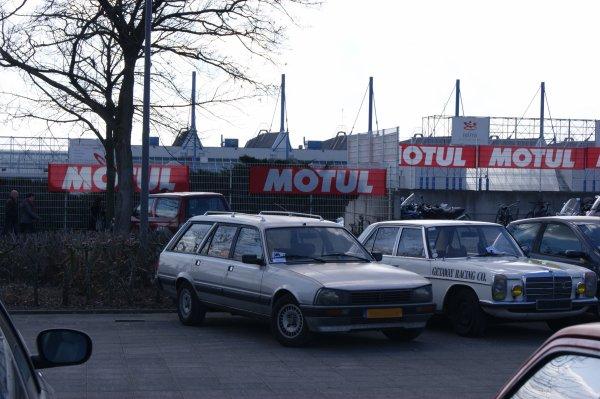 Peugeot 505 Break 1989