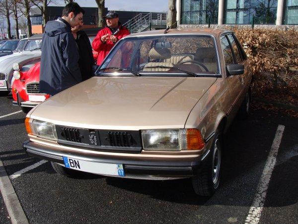 Peugeot 305 SR 1981