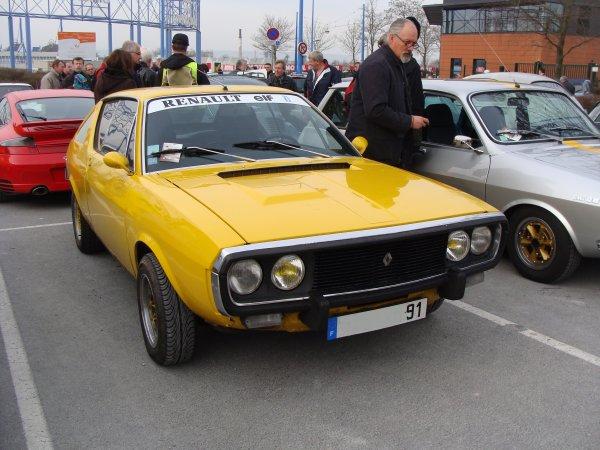 Renault 17 1973