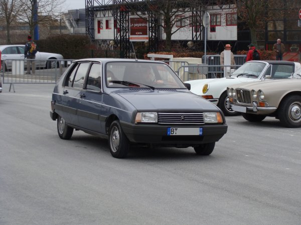 Citroën Visa 11 RE 1984