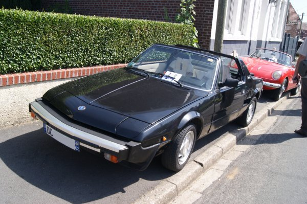 Bertone X1-9 1982