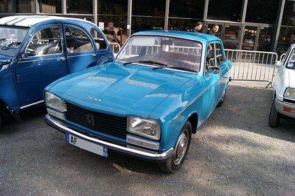 Peugeot 304 1978