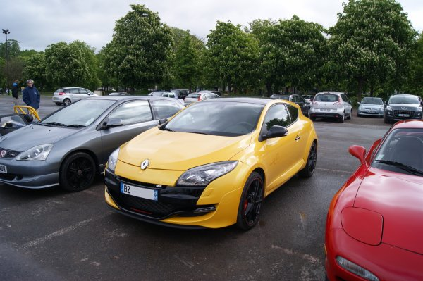 Renault Mégane RS Trophy 2013