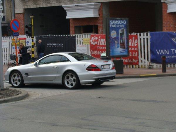 Mercedes SL R230 2001