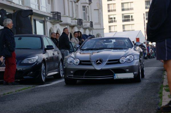 Mercedes SLR Mc Laren 2007