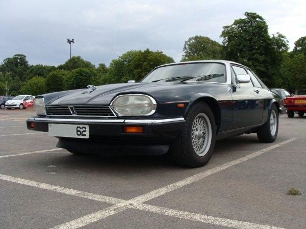 Jaguar XJ-S 1983