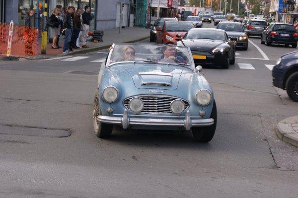 Austin-Healey 100 BN4 1956