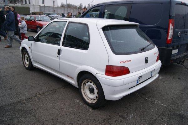 Peugeot 106 Rallye 1996
