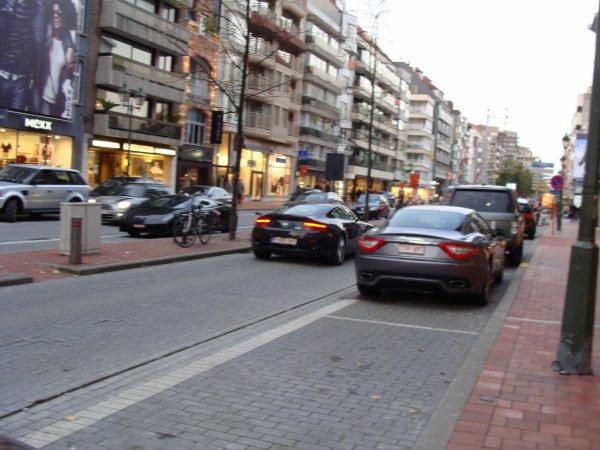 Lamborghini Gallardo / Aston Martin V8 Vantage / Maserati Granturismo