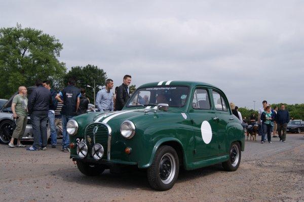 Austin A 35 1956