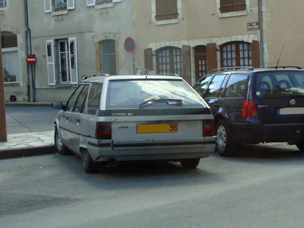 Citroën BX 1986