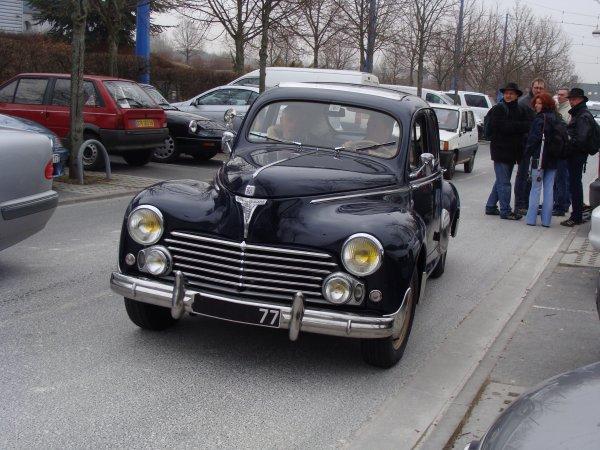 Peugeot 203 1959
