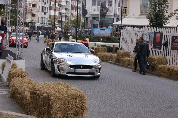 Jaguar XKR X150 2008
