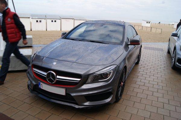 Mercedes CLA C117 45 AMG Edition 1 2014