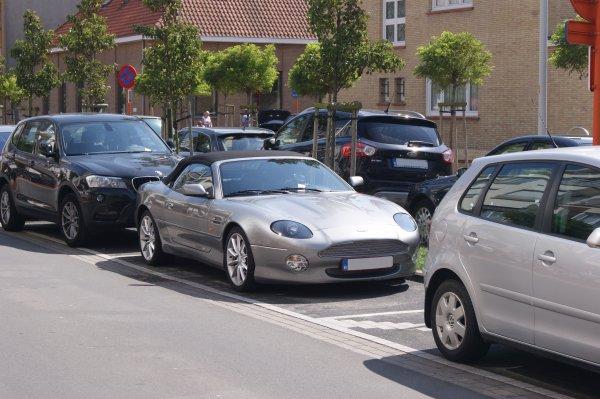 Aston Martin DB7 Vantage Volante 1999