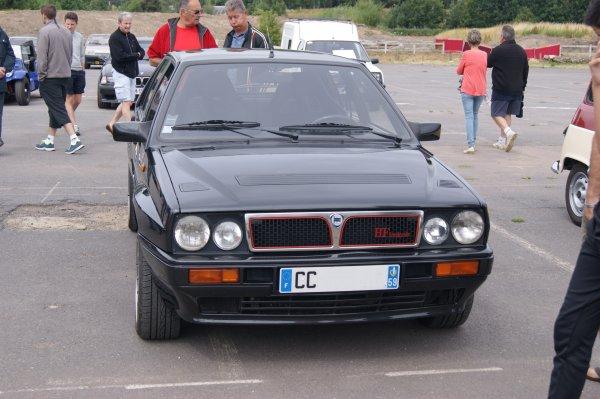 Lancia Delta HF Integrale 16V 1989
