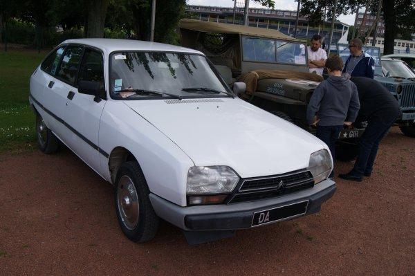 Citroën GSA Pallas 1979