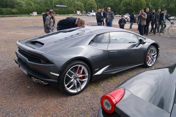 Lamborghini Huracan LP-610 2015