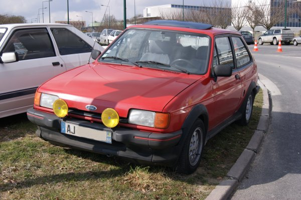 Ford Fiesta XR2 1983