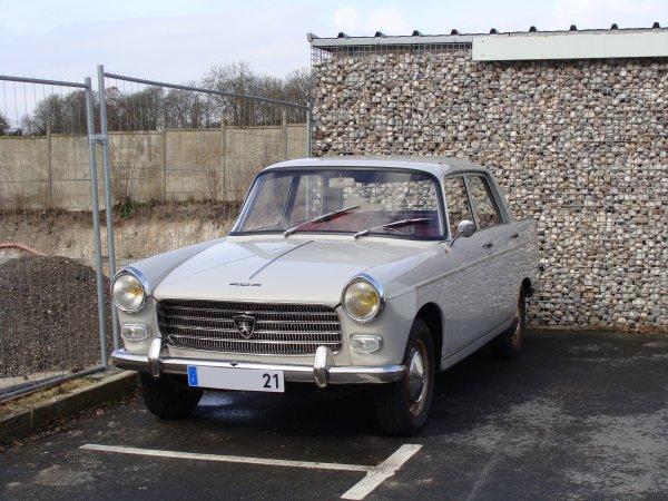 Peugeot 404 GT 1962