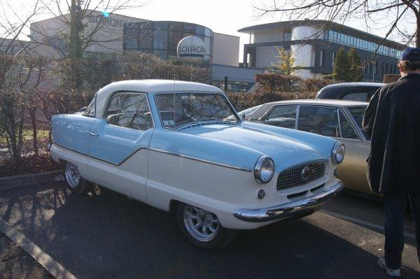 Austin Metropolitan 1954