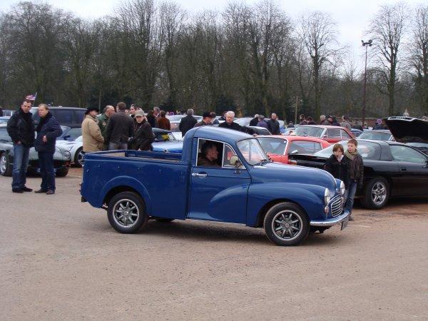 Morris Minor 1956