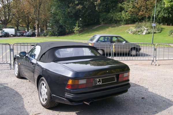 Porsche 944 Cabriolet 1989