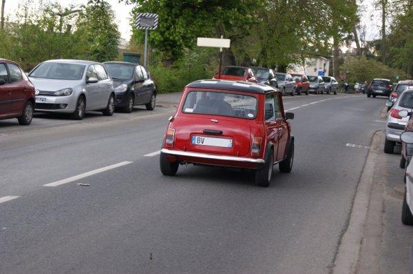 Mini Cooper 1300i 1991
