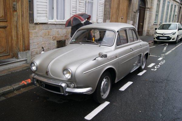 Renault Dauphine R1094 Export 1964
