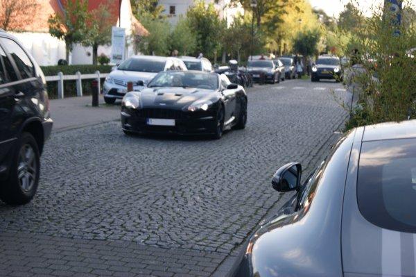 Aston Martin DBS Volante 2009