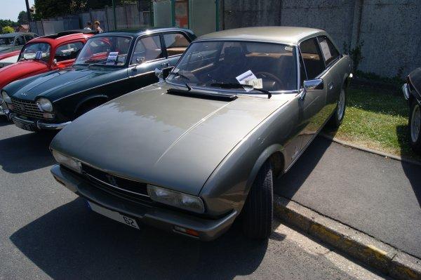 Peugeot 504 Coupé 1980
