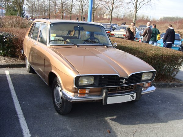 Renault 16 1978