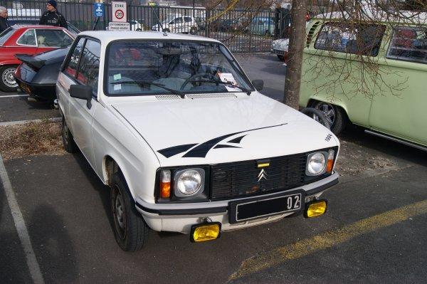 Citroën LNA 1978