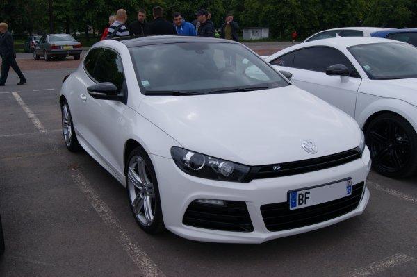 Volkswagen Scirocco R 2011