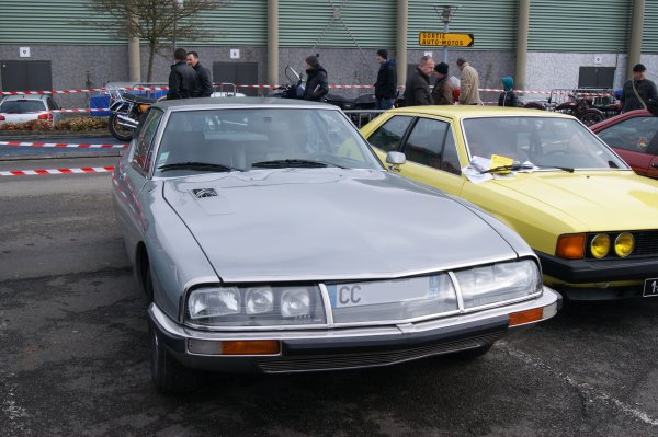 Citroën SM 1970