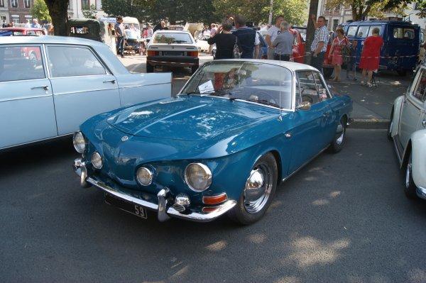 Volkswagen Karmann-Ghia Type 34 1961