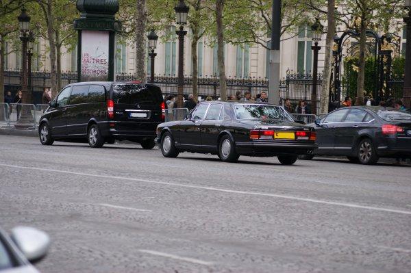 Bentley Turbo R 1988