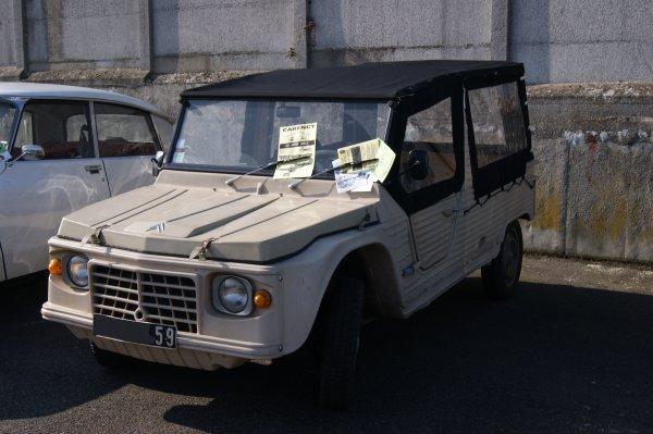 Citroën Méhari 1971