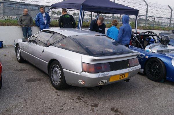 Alpine V6 Turbo 1986