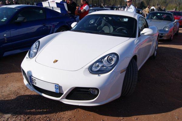 Porsche Cayman 987 S 2008