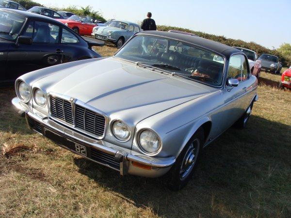 Jaguar XJC 1973