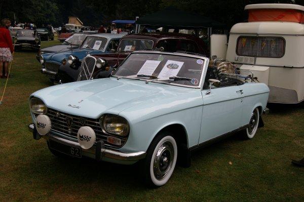 Peugeot 204 Cabriolet 1966