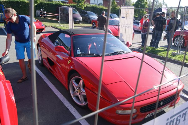 Ferrari 355 Spider 1995