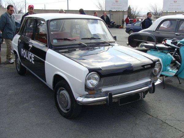 Simca 1100 LS 1975
