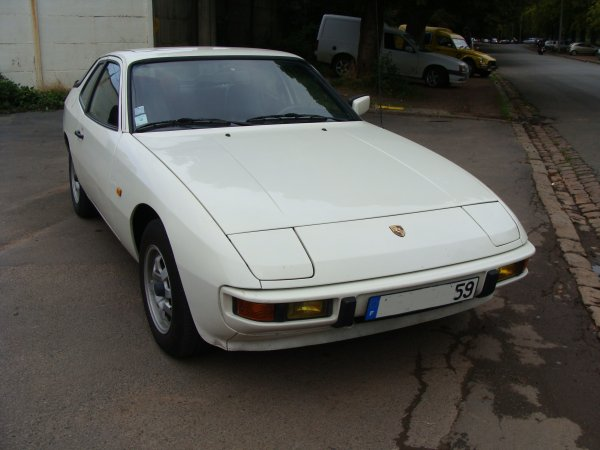 Porsche 924 1982