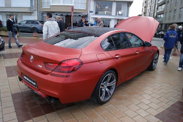 BMW M6 F06 Gran Coupe 2012