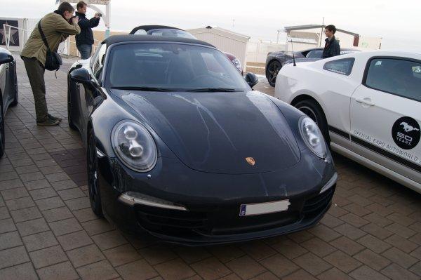Porsche 991 Targa 4S 2014
